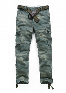 Брюки мужские Armed Forces Cargo CAMO OLIVE