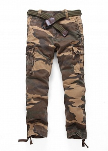 Брюки мужские Armed Forces Cargo CAMO SAND