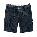 Шорты Abercrombie & Fitch BLUE