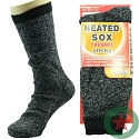 Носки Heated Sox light grey